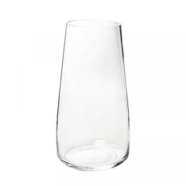Glas Vase H30D16cm, klar