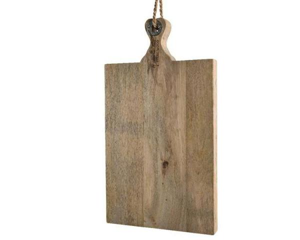 Brett Holz 48x27cm Mangoholz Natur Holzbretter Holz Artikel