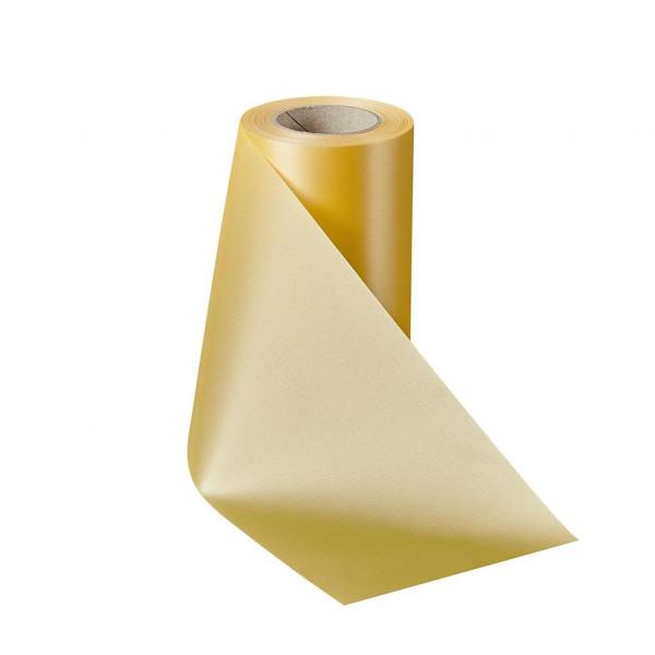 Kranzband 09000/150mm 25m Satin, 017 mais