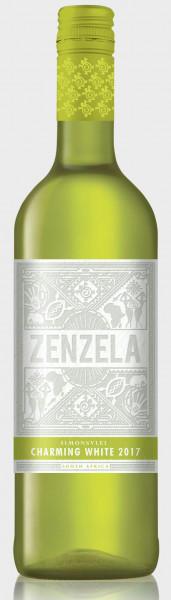 Wein Zenzela Charming White k.A. | 0,75l | Südafrika, weiß