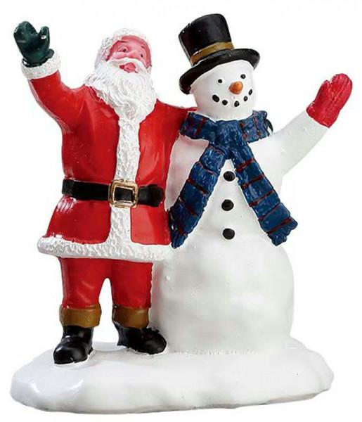 Christmas Greetings H8cm