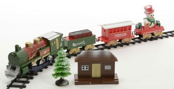 Zug SP Santas Express Batterie