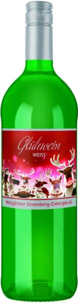 Glühwein weiß Stromberg-Zabergäu 1,0l   Württemberg, weiß