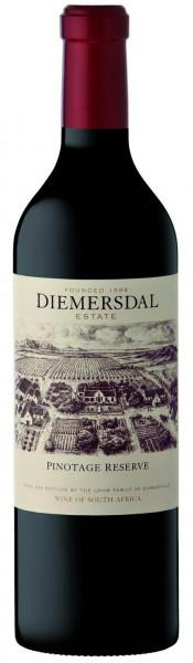 Wein Diemersdal Reserve Pinotage Jg.2018 | 0,75l | Südafrika, rot