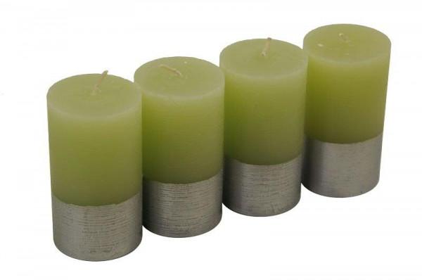 Rustickerze Pan 110/60, grün/silb.