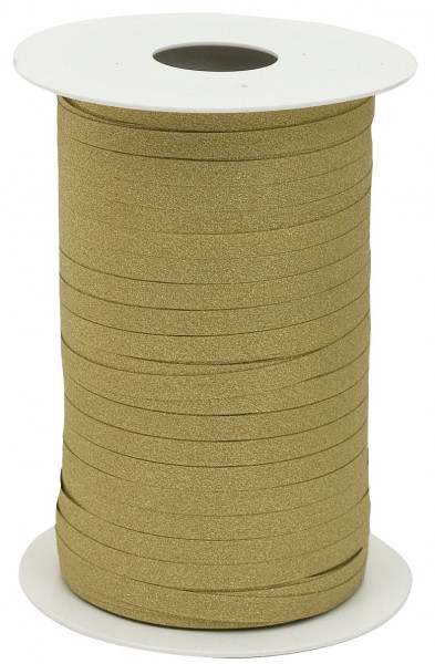 Polyband 8146/5mm 150m Glamour, 153 gold