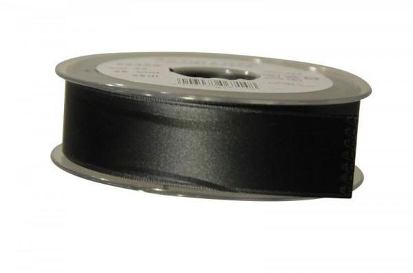 Band Satin 22355/25mm 25m, 043 anthra