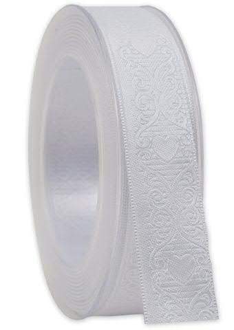 Band 179a/25mm 20m, 01 weiß