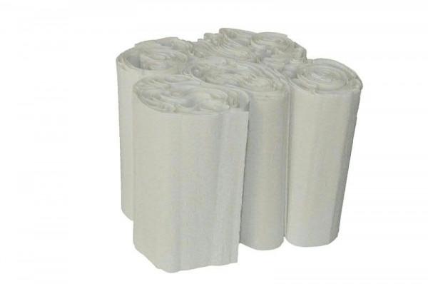 Topf Manschetten 10cm 100 St., weiß