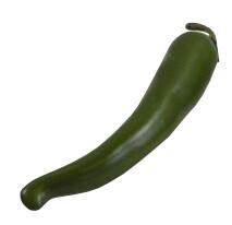 Chili D2L12cm, grün