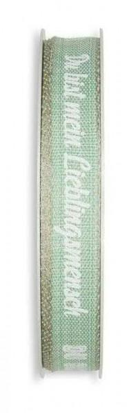 Band 398/15mm 20m Lieblingsmensch, 128 mint
