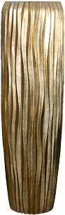 Vase FS150 H141cm m.E., gold