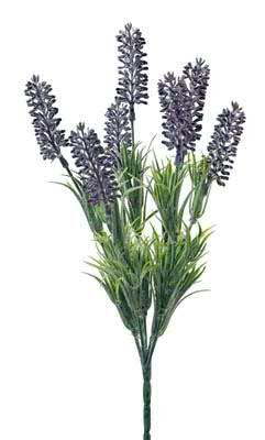 Lavendel Busch 35cm, lila