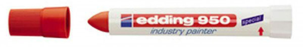 Edding SP 950 Industrie Painter, rot