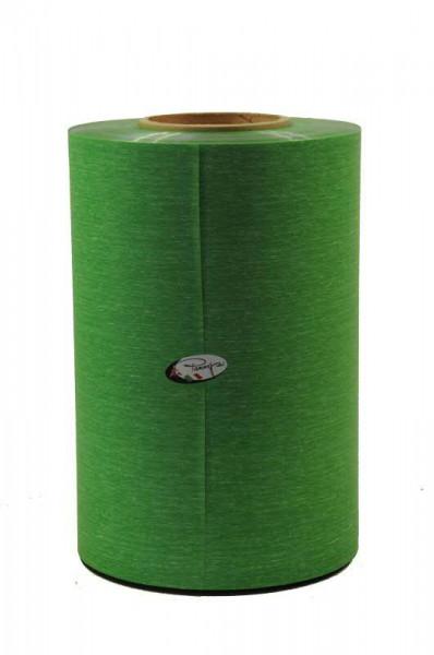 Folienschlauch SP 25cm 200m 35my Melan, apfelgrün