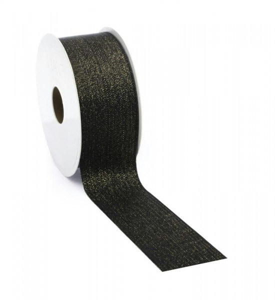 Band 1325/40mm 15m, 89 schwarz