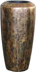 Vase FS145 H90cm m.E., gold neu