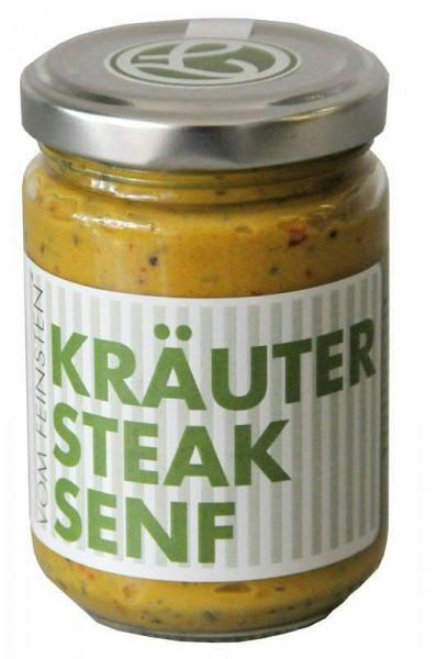 Senf Kräuter Steak 140ml