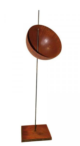 Rost Schalenständer x1 D40H155cm