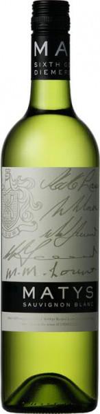 Wein Matys Sauvignon Blanc Jg. 2019 | 0,75l | Südafrika, weiß