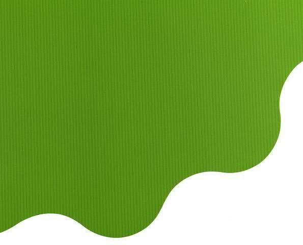 Rondella 50cm Millerighe, oliv