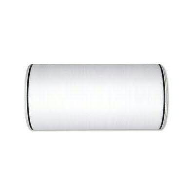 Kranzband 7200/200mm 25m Moire schwarzer Rand, 11 weiß