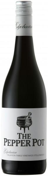 Wein Edgebaston Pepper Pot Jg.2016 | 0,75l | Südafrika, rot