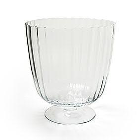 Glas Pokal H38cm, klar