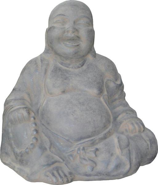 Buddha TC645 H34cm SP, tw-stone