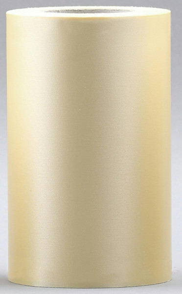 Kranzband 06000/125mm 25m Satin, 015 sekt