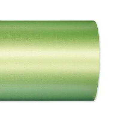 Kranzband 2601/075mm 25m Satin, 703 apfel