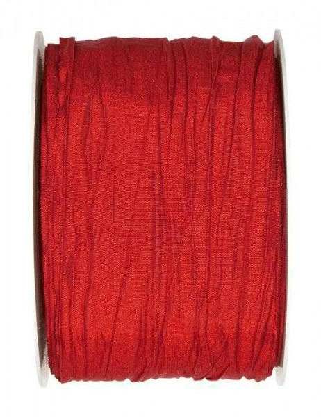 Taftband 1080/60mm 10m, 77 rot