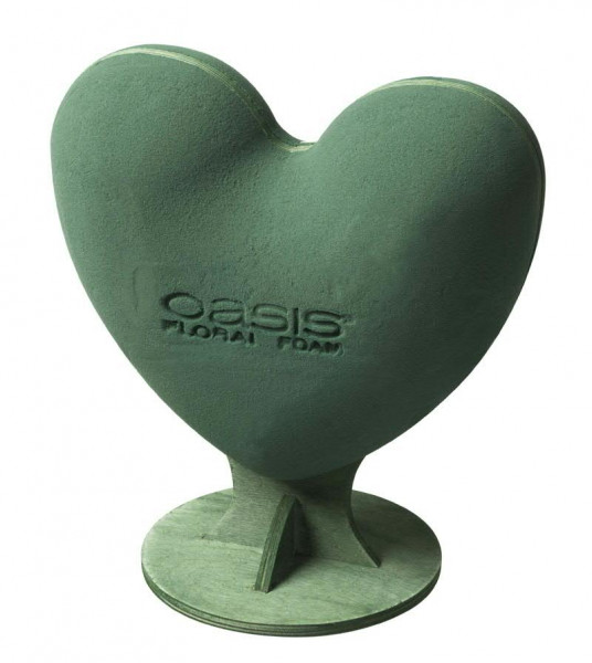 OASIS® Bioline 3D Herz 30x28x17cm Bestpreis