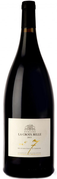 Wein Croix Belle No.7 Rouge 1,5l Jg. 2016 | 1,5l | Frankreich, rot