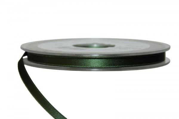 Band Satin 22355/06mm 25m, 893 olive
