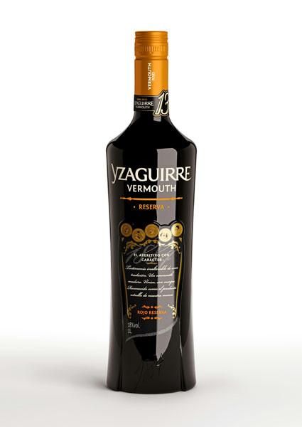 Wein Yzaguirre Vermouth Reserva Rojo 1 l | Spanien, rot