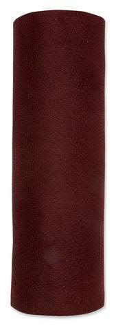 Stoff 9722/280mm 2,5m Rauhleder Optik, 577 d.rot