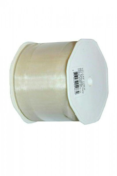Band Organza 4335/70mm 25m, 70 creme