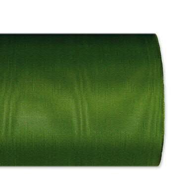 Kranzband 1072/175mm 25m Moire, 348 moosgr