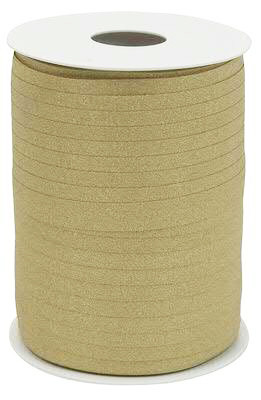Polyband 8146/10mm 150m Glamour, 153 gold