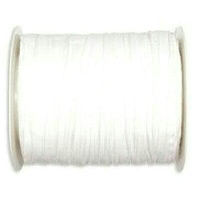 Taftband 1080/100mm 10m, 11 weiß
