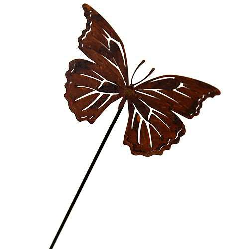 Rost Schmetterling D25L120cm a.Stab