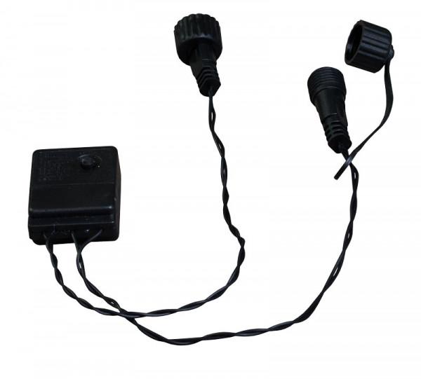 Dimmer für Clusterketten Kabel schwarz