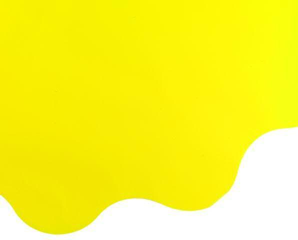 Rondella 70cm Mat Pearly, gelb