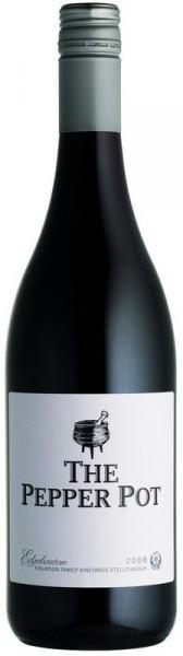 Wein Edgebaston Pepper Pot Jg.2015 | 0,75l | Südafrika, rot