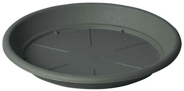 Untersetzer KU514 D24cm rund, anthrazit