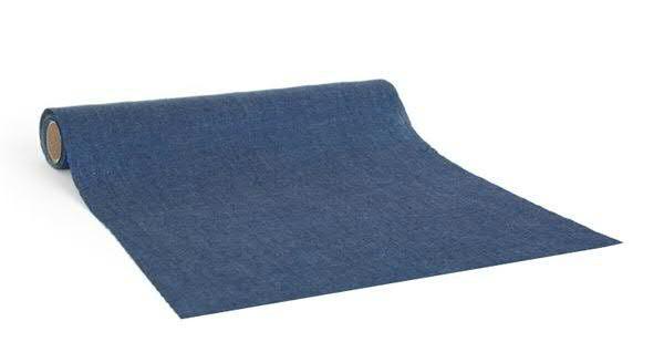 Stoff 5299/280mm 2,5m Denim, blau