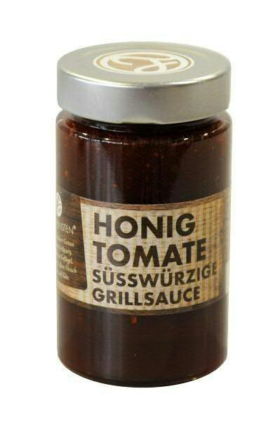 Grillsauce Honig Tomate 230ml