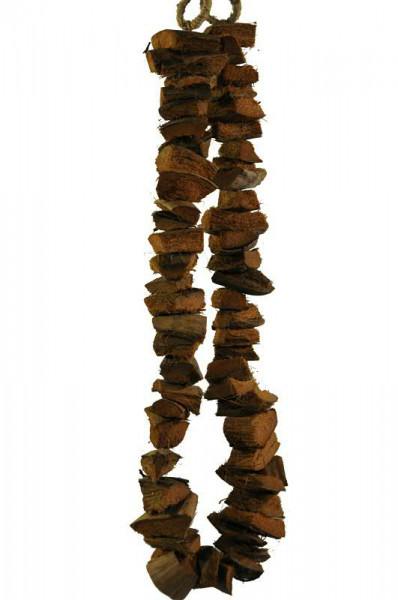 Coco Top Girlande 100cm, natur