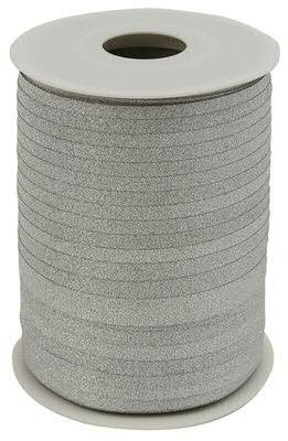 Polyband 8146/10mm 150m Glamour, 05 silber